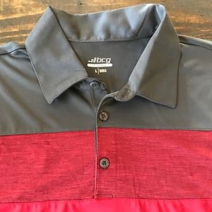 New BCG Polo Large